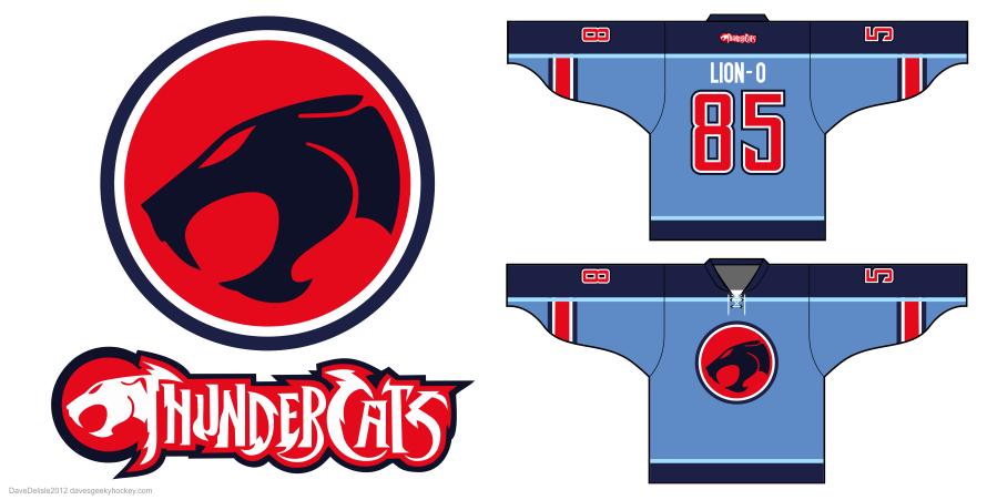 Thundercats-hockey-jersey-2012-Dave-Delisle-davesgeekyhockey