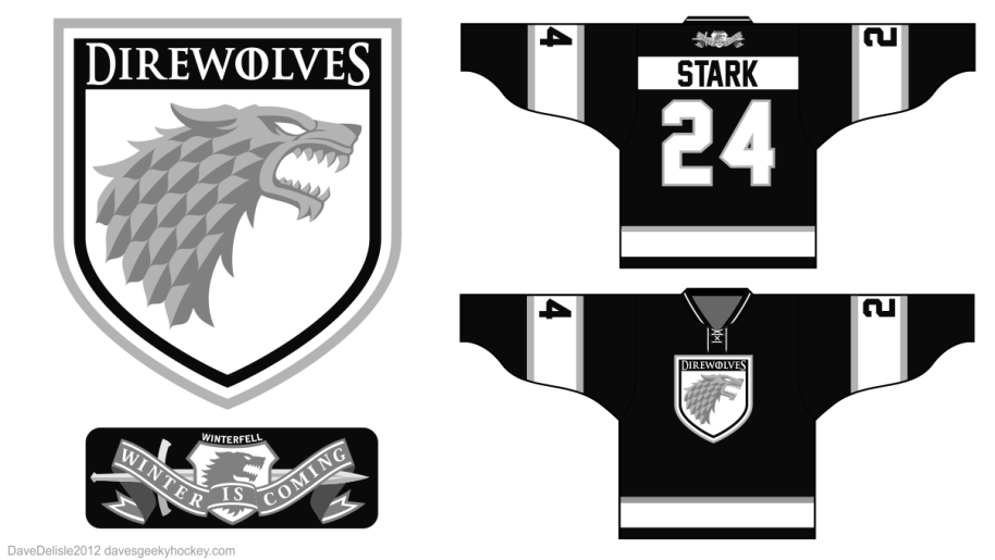 Buffy Hockey Jersey Design by davesgeekyhockey