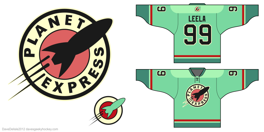 Futurama-planet-express-hockey-jersey-2012-dave-delisle-davesgeekyideas