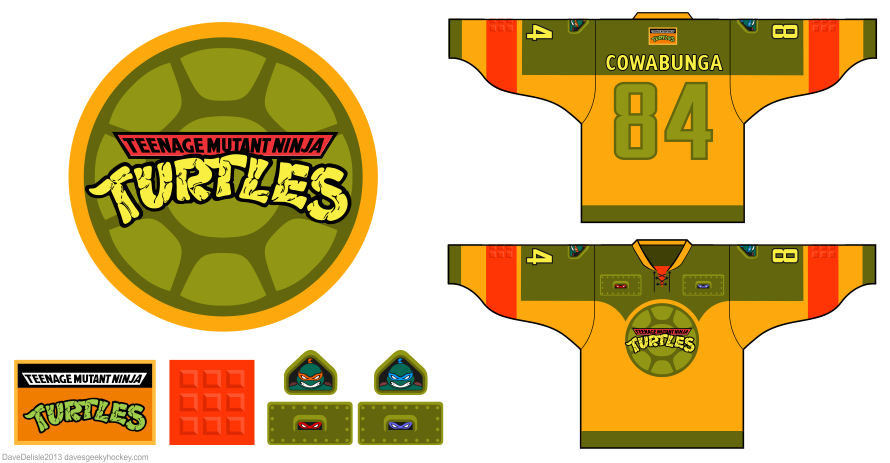 TMNT-Party-Wagon-hockey-jersey-2013-dave-delisle-davesgeekyhockey