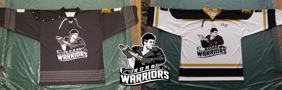 Mad Max Hockey Jerseys