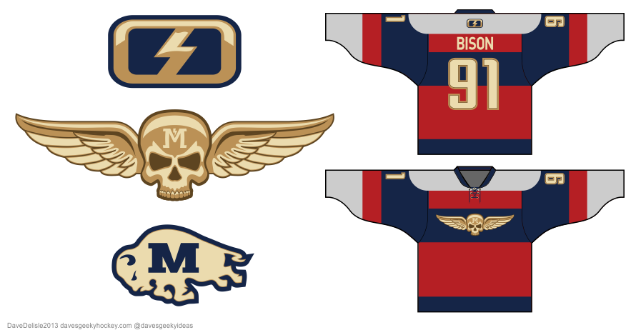 street fighter hockey jersey by Dave Delisle