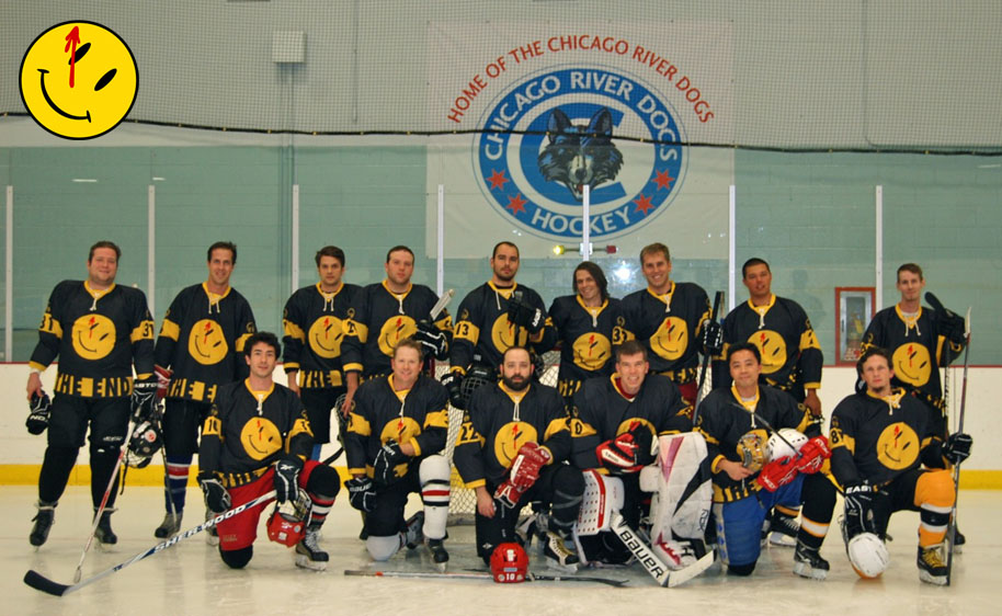 Watchmen Hockey Jerseys