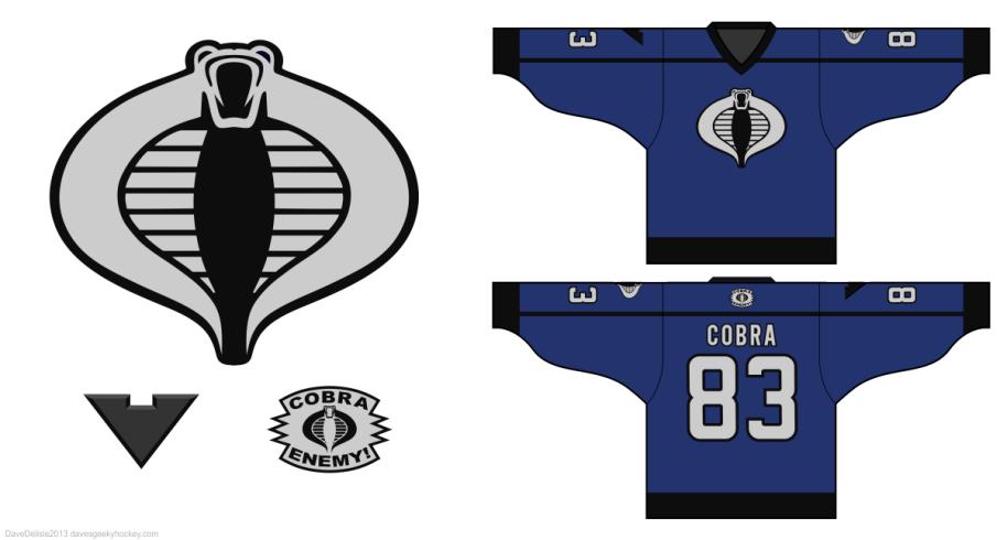 G. I Joe Cobra Logos