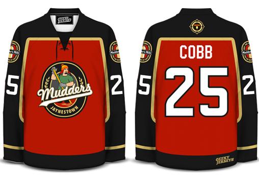 Mudders Hockey Jersey