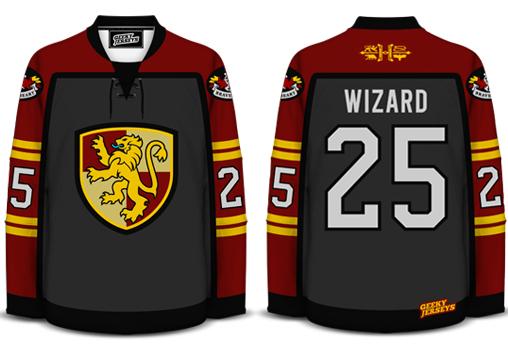 Gryffindor Hockey Jersey