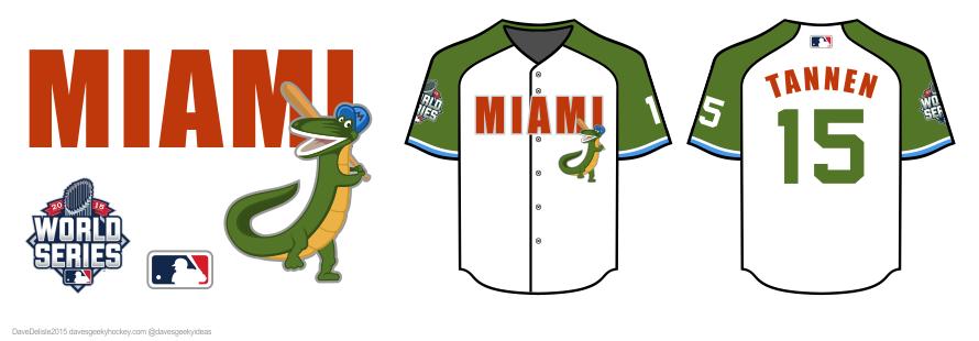 BTTF baseball jersey design by Dave Delisle