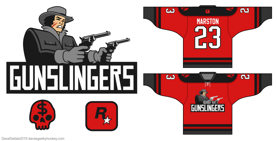 RDR-Gunslingers-hockey-jersey-design-2-2019-dave-delisle-davesgeekyhockey
